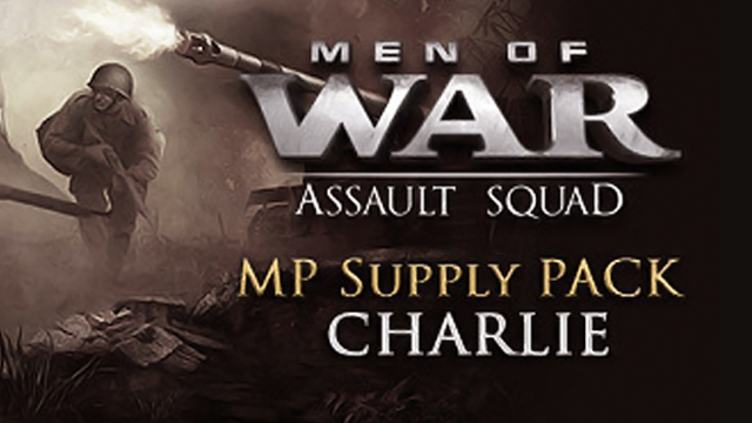 Men of War: Assault Squad - MP Supply Pack Charlie DLC фото