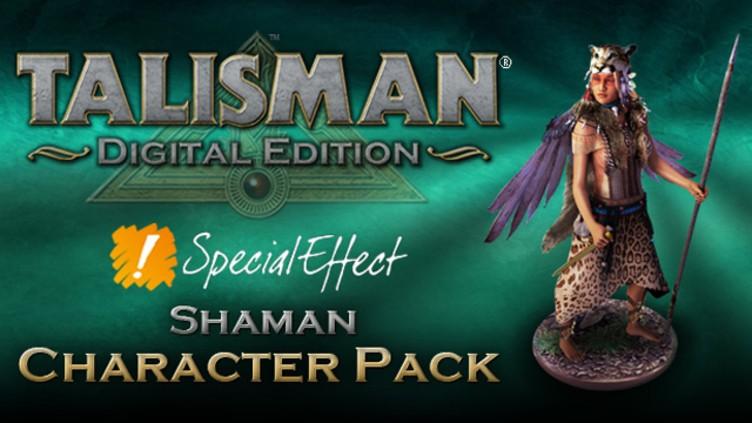 Talisman - Character Pack #10 - Shaman фото