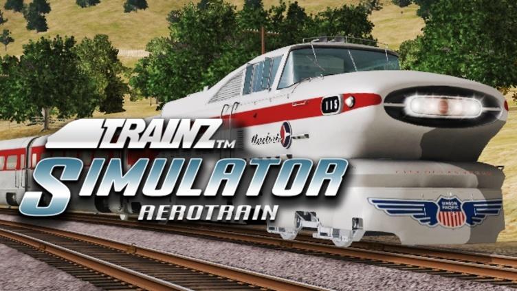 Trainz Simulator 12: Aerotrain DLC фото