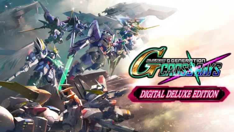 SD GUNDAM G GENERATION CROSS RAYS - Deluxe Edition фото