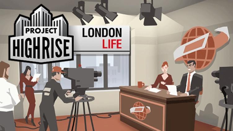 Project Highrise: London Life DLC фото