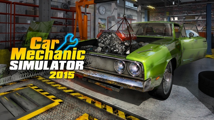 Car Mechanic Simulator 2015 фото