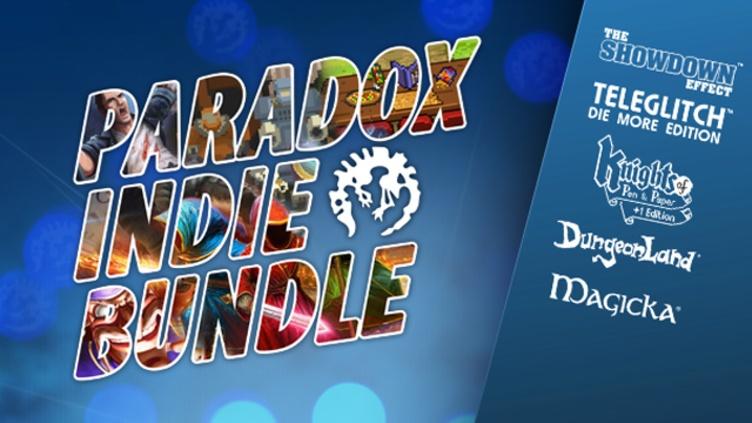 Paradox Indie Bundle фото