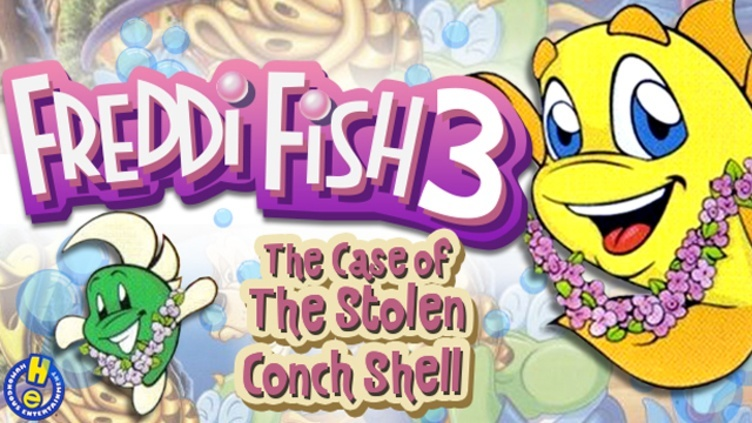 Freddi Fish 3: The Case of the Stolen Conch Shell фото