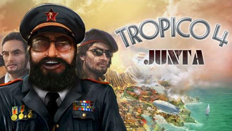 Tropico 4: Junta Military DLC фото