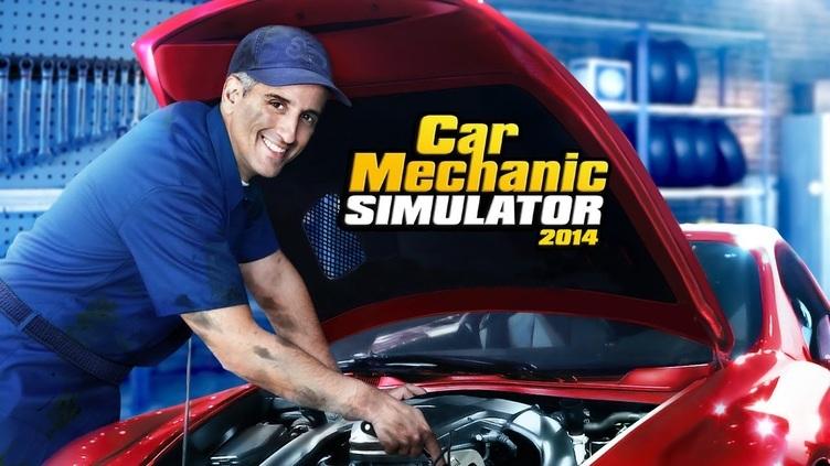 Car Mechanic Simulator 2014 фото