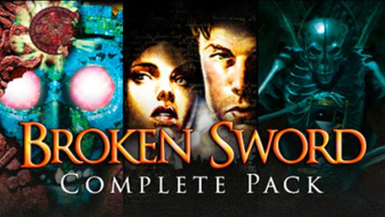 Broken Sword Complete Pack
