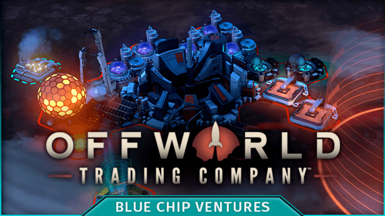 Offworld Trading Company - Blue Chip Ventures DLC фото