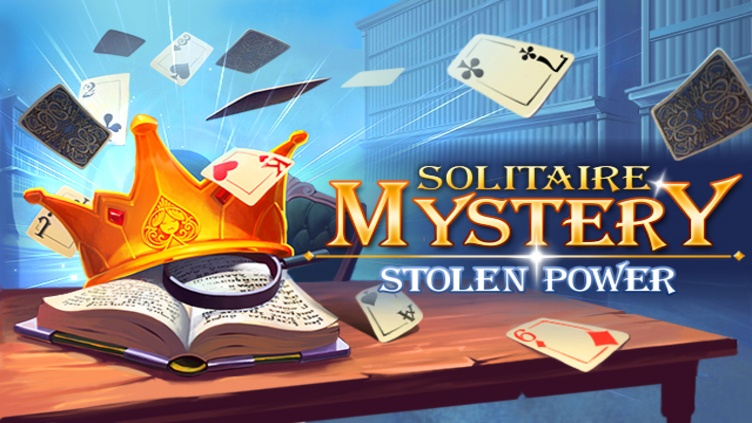 Solitaire Mystery: Stolen Power фото