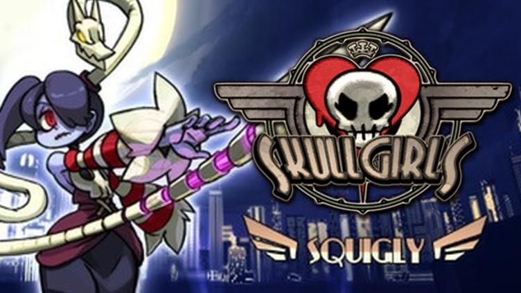Skullgirls: Squigly фото