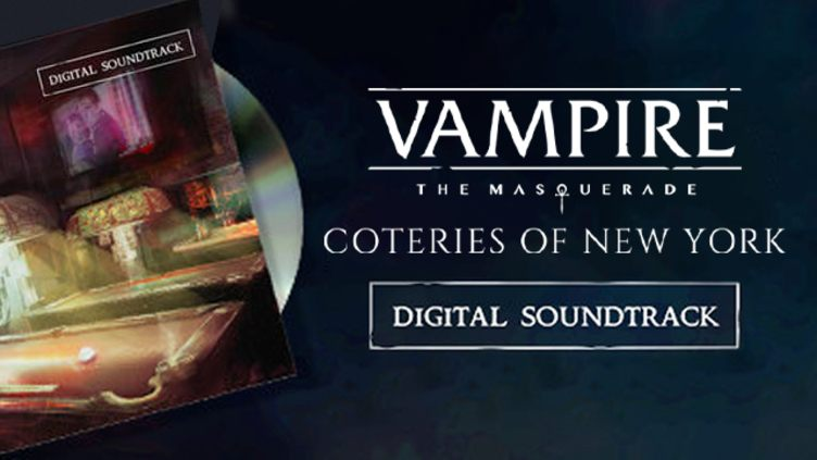 Vampire: The Masquerade - Coteries of New York Soundtrack