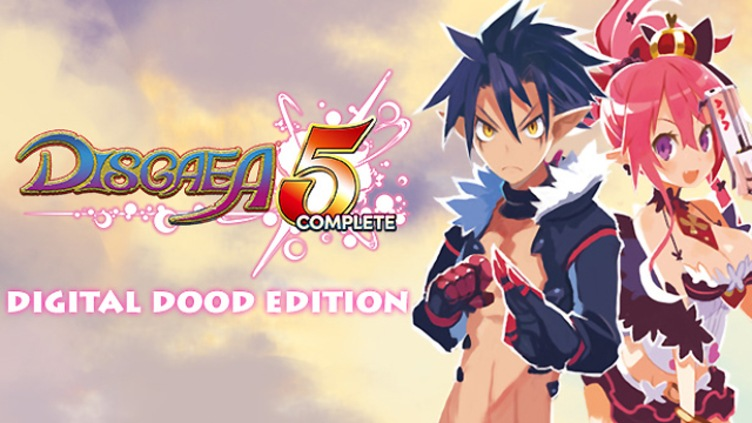 Disgaea 5 Complete - Digital Dood Edition фото