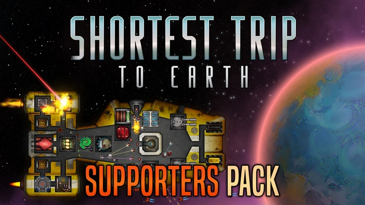Shortest Trip to Earth - Supporters Pack фото