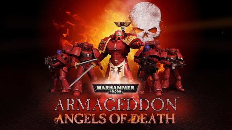Warhammer 40,000: Armageddon - Angels of Death DLC фото