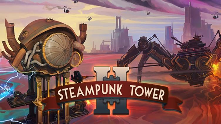 Steampunk Tower 2 фото