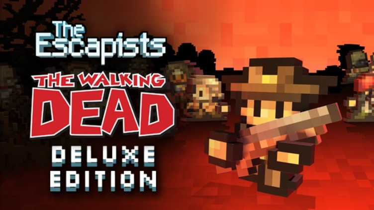 The Escapists: The Walking Dead Deluxe Edition фото