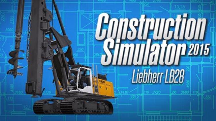 Construction Simulator 2015: Liebherr LB 28 DLC фото