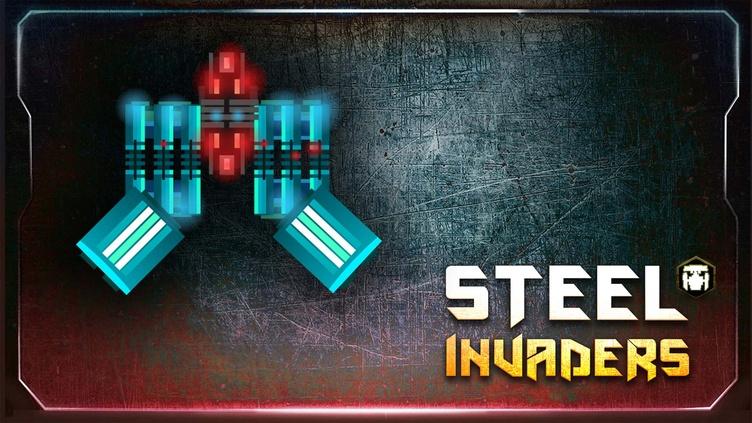 Steel Invaders фото