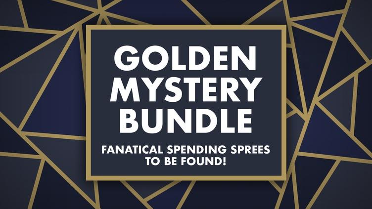 Golden Mystery Bundle