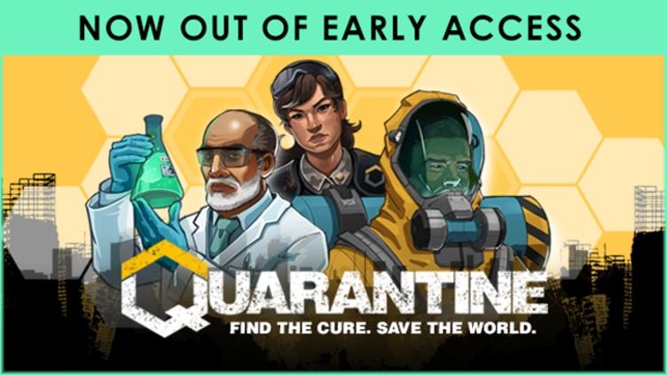 Quarantine фото
