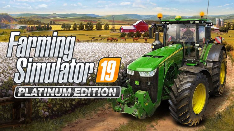 Farming Simulator 19 - Platinum Edition фото