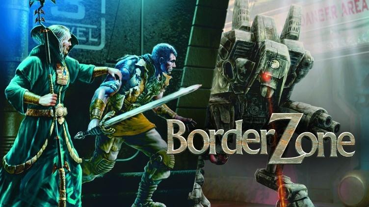 BorderZone фото
