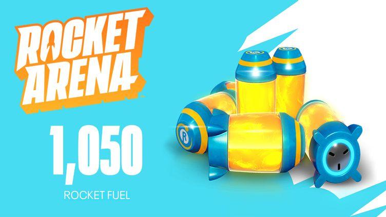 ROCKET ARENA - 1050 ROCKET FUEL