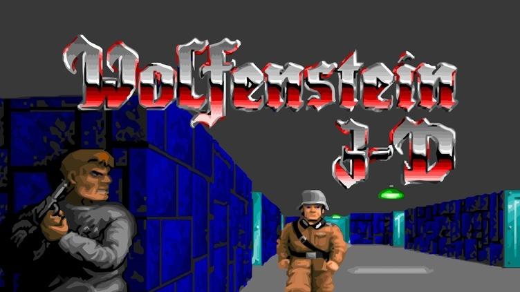 Wolfenstein 3D фото