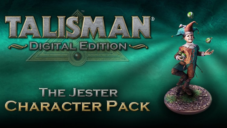 Talisman - Character Pack #12 - Jester фото