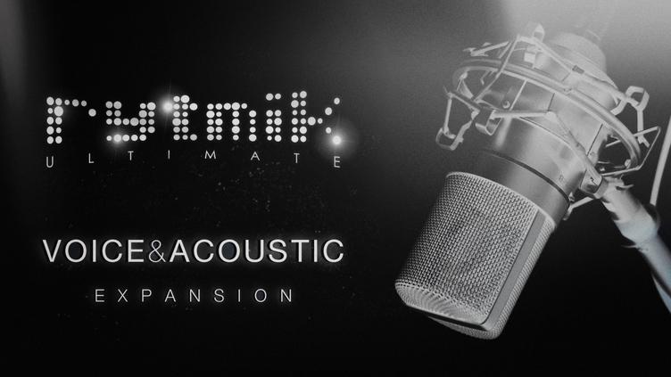 Rytmik Ultimate – Voice & Acoustic Expansion DLC