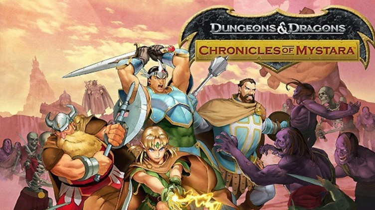 Dungeons & Dragons: Chronicles of Mystara фото