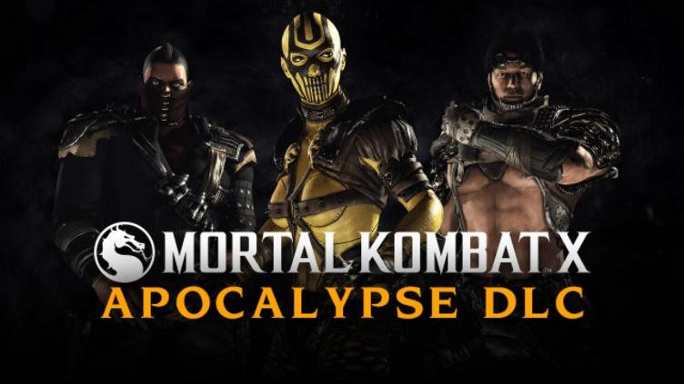 Mortal Kombat X: Apocalypse Pack DLC