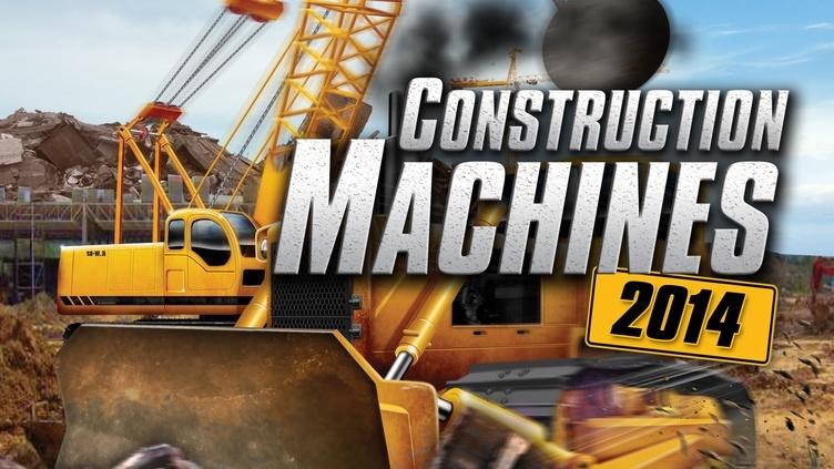 Construction Machines 2014 фото