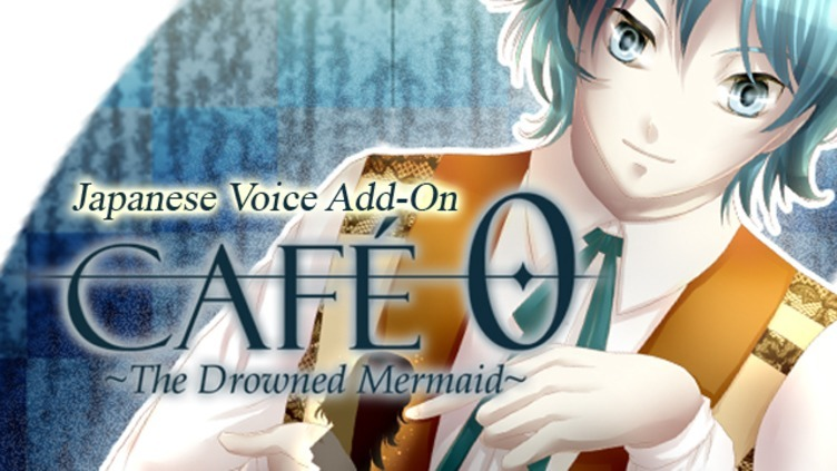 CAFE 0 ~The Drowned Mermaid~ - Japanese Voice Add-On DLC фото