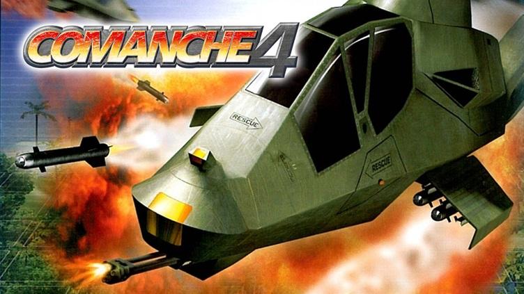 Comanche 4 фото