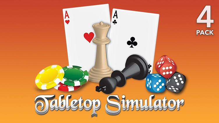 Tabletop Simulator 4 Pack