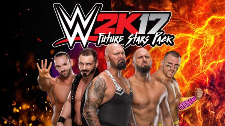 WWE 2K17 - Future Stars Pack DLC фото