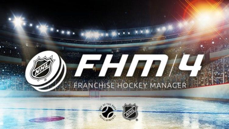 Franchise Hockey Manager 4 фото
