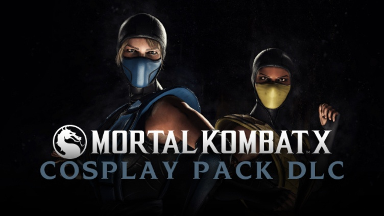 Mortal Kombat X: Cosplay Pack DLC
