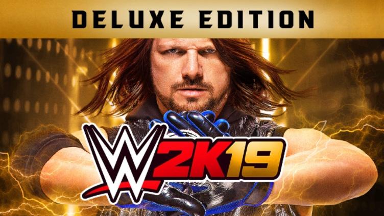 WWE 2K19 Digital Deluxe Edition фото