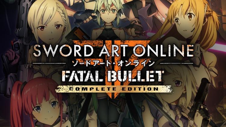 Sword Art Online: Fatal Bullet - Complete Edition фото
