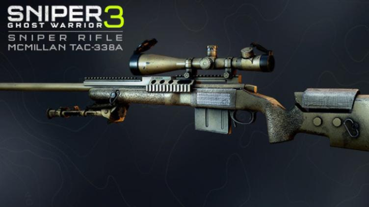 Sniper Ghost Warrior 3 - Sniper Rifle McMillan TAC-338A DLC фото