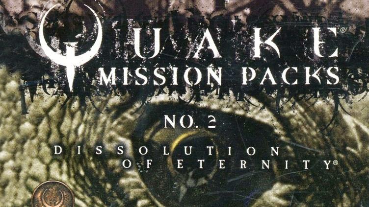 QUAKE Mission Pack 2: Dissolution of Eternity фото