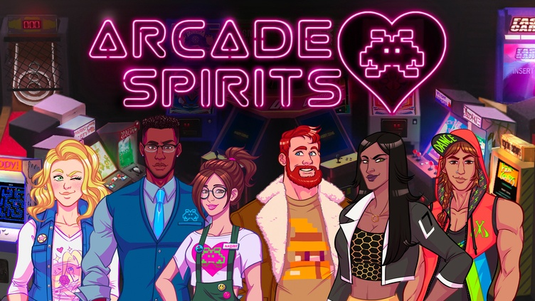 Arcade Spirits фото