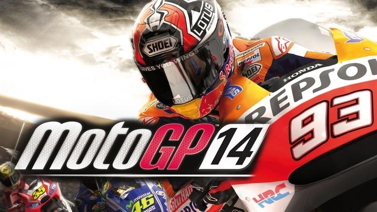 MotoGP14 фото