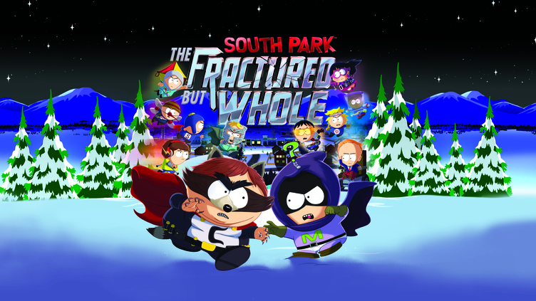 South Park: The Fractured But Whole - Gold Edition фото