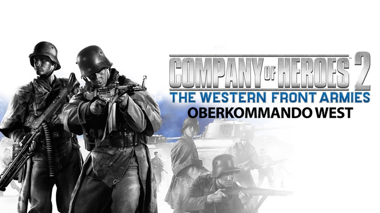 Company of Heroes 2 - The Western Front Armies: Oberkommando West фото