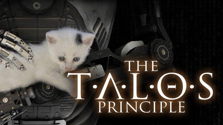The Talos Principle фото