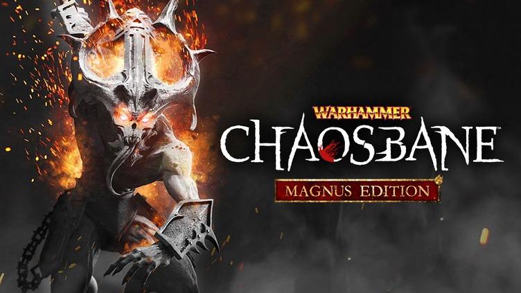 Warhammer: Chaosbane - Magnus Edition фото