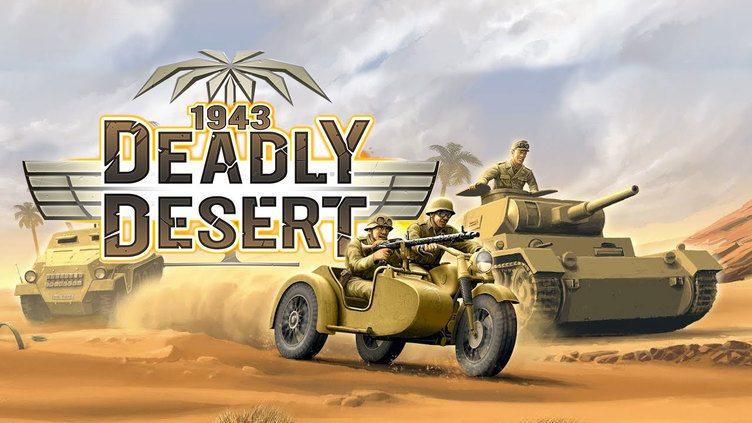 1943 Deadly Desert фото